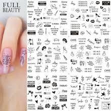 Купите <b>наклейки для ногтей</b> — мегаскидки на <b>наклейки для</b> ...