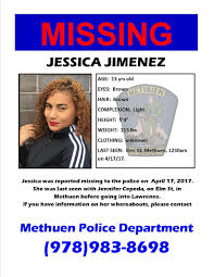 methuen police search for missing teens news com missing methuen teen 1