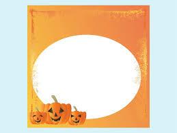 halloween invitation templates