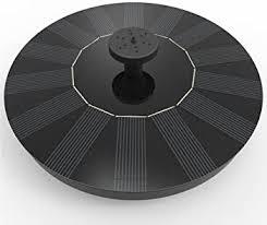 Explore <b>solar fountains</b> for <b>pools</b> | Amazon.com