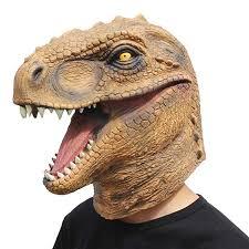 CreepyParty Novelty Halloween Costume Party Latex <b>Animal</b> Head ...