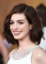 Anne Hathaway Short Hairstyles. Is this Anne Hathaway the Actor? Share your thoughts on this image? - anne-hathaway-short-hairstyles-365361695