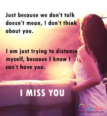 i miss you quotes for him from the heart #50372, Quotes | Colorful ...