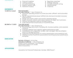 aaaaeroincus pretty advantages of using resume sample resume aaaaeroincus marvelous simple accounting amp finance resume examples livecareer cute create my resume and wonderful