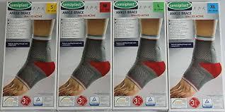 <b>Ankle Brace</b> - Malleo Active <b>Size</b>: <b>S M L</b> XL | eBay