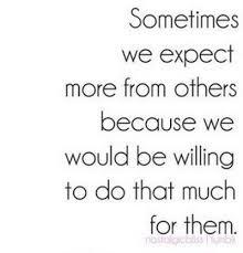 Christian Quotes On Expectations. QuotesGram via Relatably.com