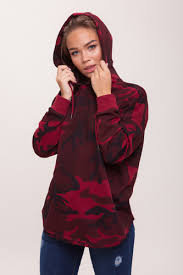 <b>Толстовка URBAN CLASSICS Ladies</b> Oversized Camo Hoody ...
