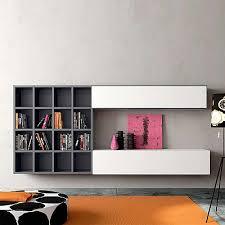 wall mounted tv media unit minimalist 4 by morassutti bespoke wall storage