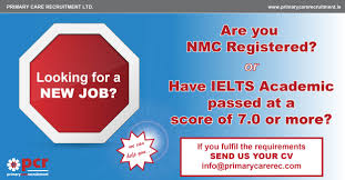 are you a nurse looking for a new job fill in the form