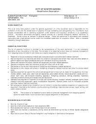 phlebotomist sample resume entry level firefighter resume job phlebotomist sample resume entry level firefighter resume job