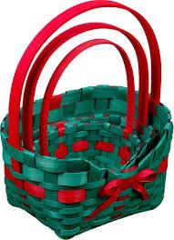 """Набор корзин для цветов """"<b>Сумочка</b>"""", 2603501, <b>3 шт</b> — купить в ..."""