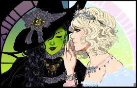 musical Witch wicked oz wicked the musical wicked witch good witch ... via Relatably.com
