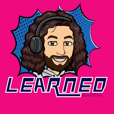 The Learned Podcast With JustTries