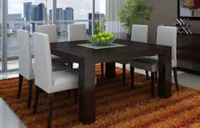 person dining room table foter: dining tables for  seats vidrian