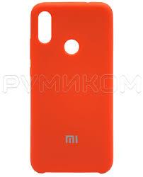 Купить <b>Силиконовый бампер Silicone Cover</b> для Xiaomi Redmi ...