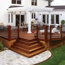Outdoor Deck Design Ideas 20 beautiful wooden deck ideas for your home