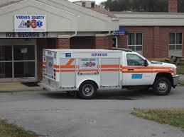 yadkin valley community hospital shuts down a community remains an ambulance is stationed in front of yadkin valley community hospital ready to address urgent needs