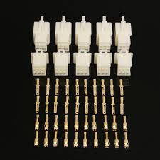2 3 4 <b>6</b> 9 Way 2.8mm Connector Terminal Kits For Motorcycle Motor ...