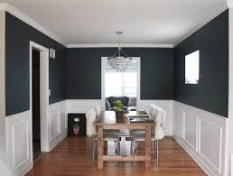 contemporary dining room navy rooms