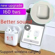<b>i60 Tws</b> Wireless Airpods Earphone <b>Bluetooth Headphones</b> ...