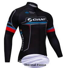 Men Team GIANT <b>Ropa Ciclismo Hombre</b> 2019 Long Sleeve Pro ...