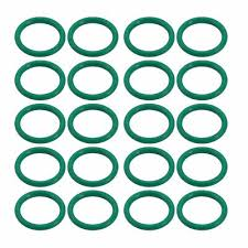 <b>20pcs 12mm</b> x 1.5mm Size Mechanical Rubber O Ring Oil Seal ...