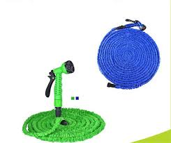 2019 High Quality <b>50FT NEW Retractable</b> Garden Hose Water Pipe ...