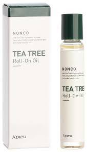 A'PIEU <b>Роликовый</b> стик с <b>маслом чайного дерева</b> Nonco Tea Tree ...