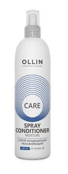 <b>OLLIN PROFESSIONAL Кондиционер</b>-<b>спрей</b> увлажняющий ...