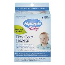 Save on Hyland's <b>Baby Tiny Cold</b> Tablets Order Online Delivery ...