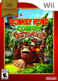 nintendo wii video games wii consoles walmart nintendo selects donkey kong country returns wii