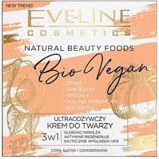 <b>Крем для</b> лица Eveline Natural Beauty Foods Bio Vegan | Отзывы ...