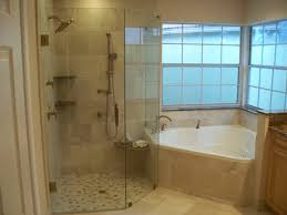 layouts walk shower ideas: walk in bath tubs awesome corner bathtub designs tile with and showers cute vanity cabinet refinish