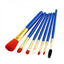 Promotion Clearance <b>7Pcs</b>/set Professional <b>Makeup</b> Brushes Set ...