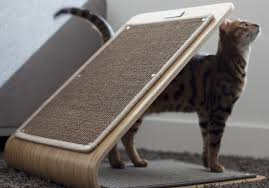 architect pets makes modernist doggy daybeds and scratching posts for design loving pets architect pets modern pet furniture inhabitat green design architect furniture