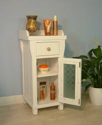 Small Wood Cabinet With Doors Furniture Small White Storage Cabinet With Doors And Drawer Added