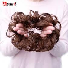 Detail Feedback Questions about <b>AOSIWIG Curly</b> Hair <b>Chignons</b> ...
