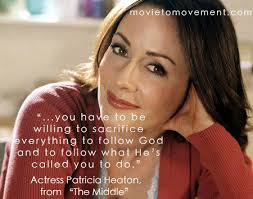 Hand picked nine influential quotes by patricia heaton images French via Relatably.com