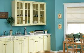 painted blue kitchen cabinets house: stunning blue kitchen paint ideas white cabinets modern design color with