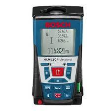 Лазерный <b>дальномер Bosch GLM</b> 150 купить по низкой цене со ...