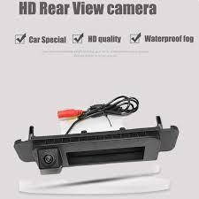 LiandLee Car <b>Trunk Handle Rear View</b> Reversing Parking Camera ...