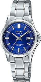 Наручные <b>часы Casio</b> Collection <b>LTS</b>-<b>100D</b>-<b>2A2VEF</b> — купить в ...