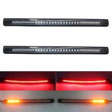 Brake Lights Automotive Yellow <b>48 LED LED</b> Turn Signal Light ...