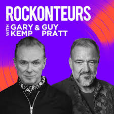 Rockonteurs with Gary Kemp and Guy Pratt