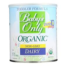 Baby's Only Dairy Toddler Formula, 12.7 Oz (Pack of 6 ... - Amazon.com