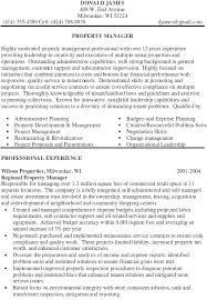 resume template property management resume template property   resume template administrative planning qualified property management resume template regional manager experience property