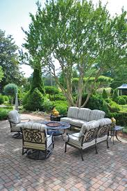 tree aluminum outdoor patio swivel estate st augustine deep seating collection