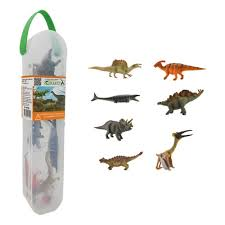 <b>Фигурка COLLECTA</b> A1133 Набор <b>мини</b> динозавров (коллекция 1 ...