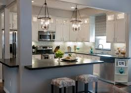ceiling fixture light fixtures kitchen light  traditional kitchen lighting over curvy island bar combined wit