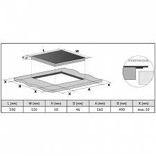 <b>Электрическая варочная панель</b> HK 60003 B
